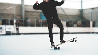 AEROFLIP SIM   Longboard Dance x Freestyle