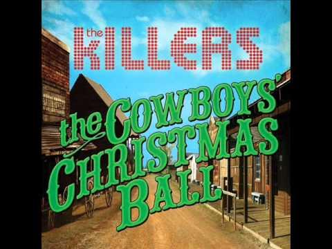 The Killers - The Cowboy's Christmas Ball  lyrics