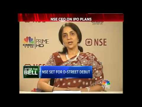 CNBC-TV18 Exclusive: NSE CEO On IPO Plans