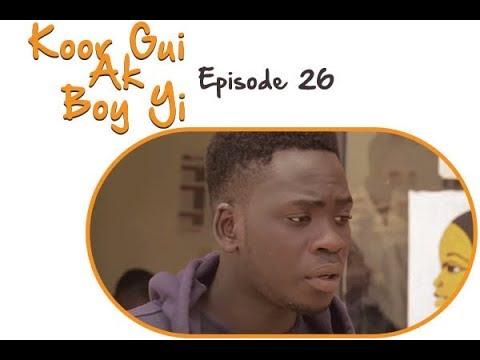 Koor gui ak boy yi avec Maman Aicha dinama nekh Episode 26