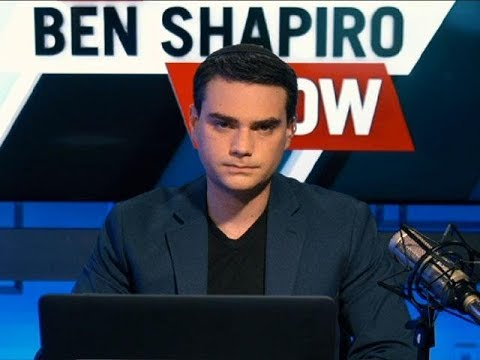 Ben Shapiro: America Is 'Founded On Judea-Christian Ideals ...