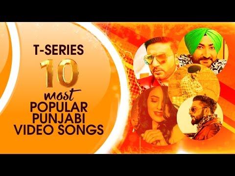 T-Series Apna Punjab: 10 Most Popular Punjabi Video Songs   Punjabi Songs Collection 2016