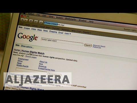 US withdraws Internet domain control
