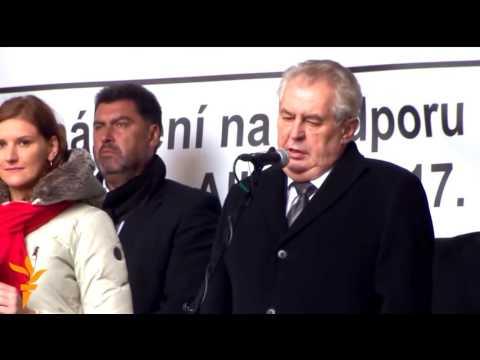 Czech Republic Says NO to Islam