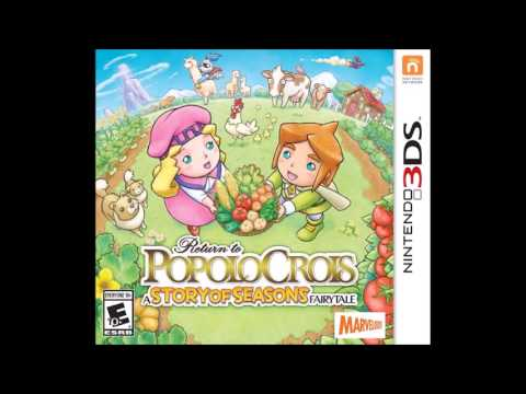Return to Popolocrois - A Story of Seasons Fairytale OST: Pietro's Journey (Ending)
