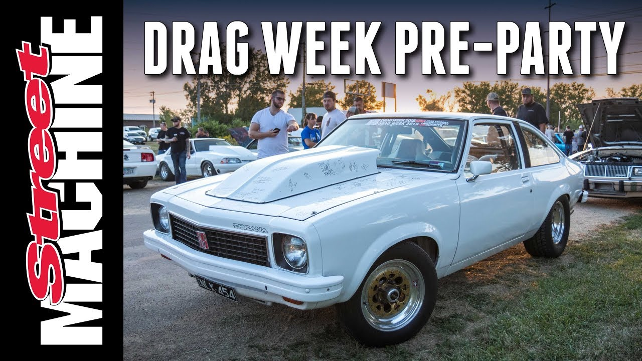 Hot Rod Drag Week 2017 Preview Youtube 1961 Ford Falcon The Girls Of Sema 2014 High Horsepower