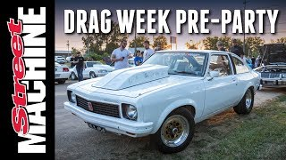 Hot Rod Drag Week 2017 Preview!