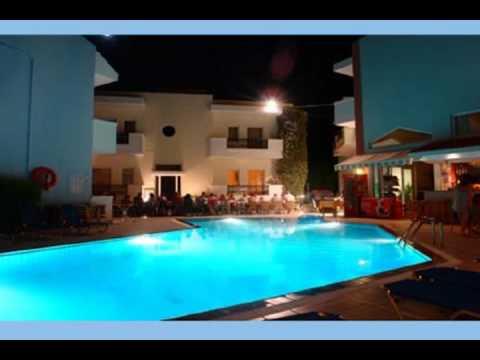 Athena Apartments Stalis Crete Σταλιδα Αθηνα ενοικιαζομενα