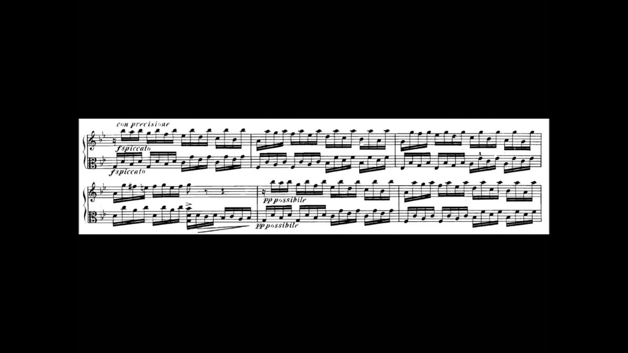 Composer's Notebook #6: Bowing and Articulation in Violin