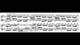 Handel-Halvorsen: Passacaglia for Violin and Viola (Sheet Music)