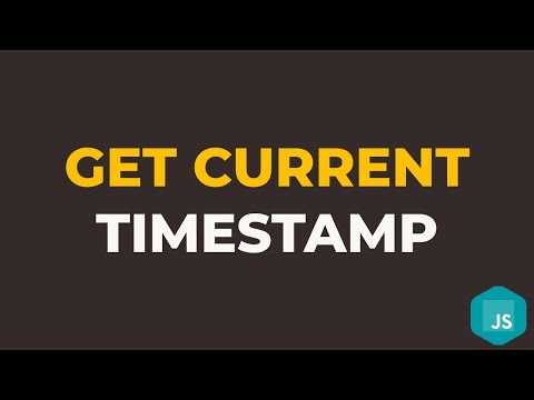 How to Get Unix Timestamp in Javascript thumbnail