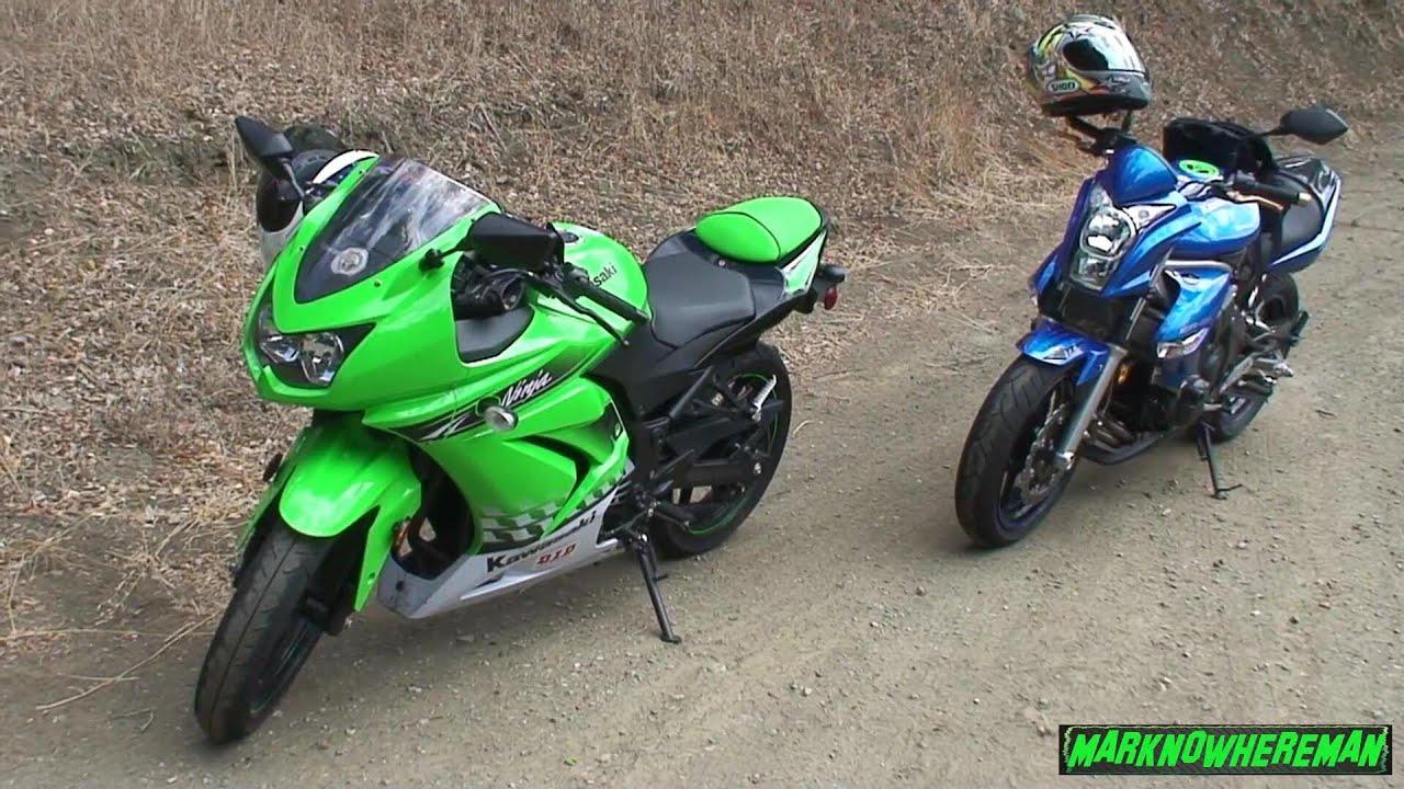Kawasaki Ninja Beginner Bike
