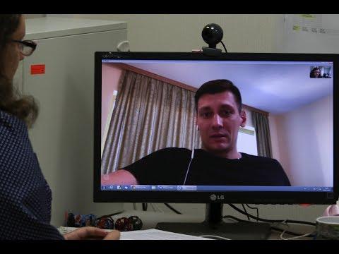 Первое Интервью Дмитрия Гудкова после освобождения