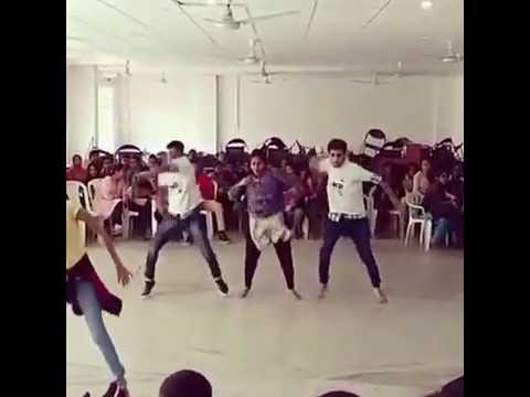 Pakka local dance performance