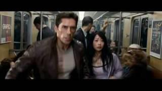 """Ninja"" subway fight scene"