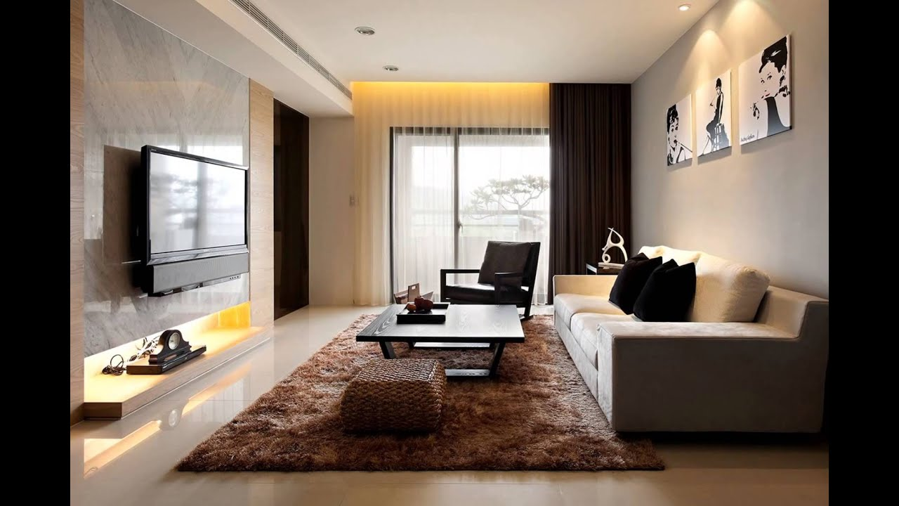 Tv Room Seating - Interior Design 3d •