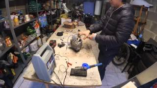 alternateur converti en moteur brushless part 2