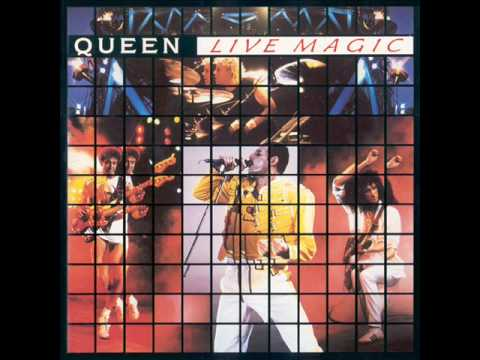 Queen (Live Magic 1986) - Hammer To Fall mp3