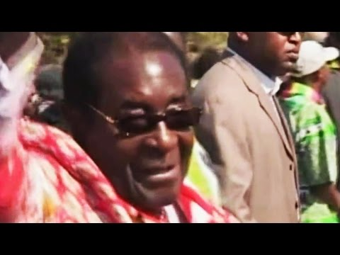 OLD NEWS: Robert Mugabe becomes Prime Minister of Zimbabwe