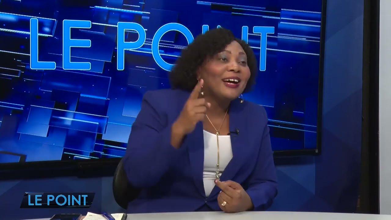 Download LE POINT 27/04/21 : la présidente du Conseil électoral provisoire (CEP), Guylande Mésadieu