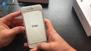 Unboxing Ouverture Presentation iPhone 8