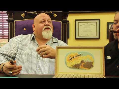 Sobremesa - Corona Cigar Product Review