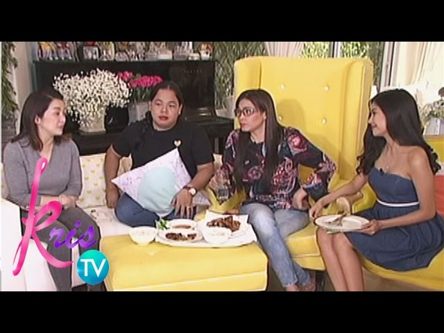 Kris TV: Kris, K, Darla talk about Myrtle's break-up