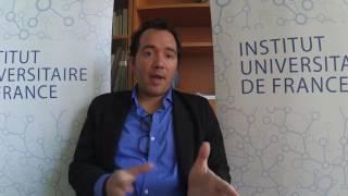 Alejandro Franco - Lauréat IUF 2016
