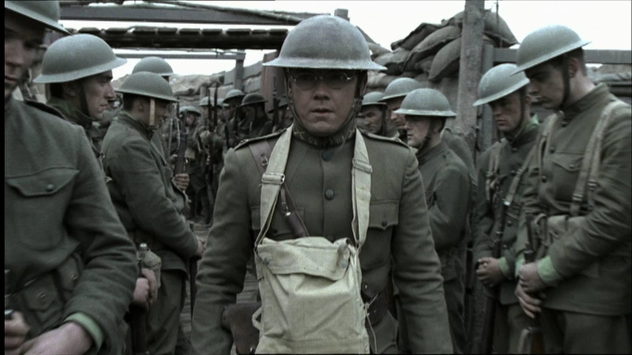 the lost battalion (2001) with Phil McKee, Jamie Harris,Ricky ...