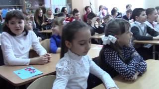 ОТКРЫТЫЙ УРОК К 8 МАРТА /06.03.2017/ 3-Б КЛАСС