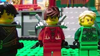 Video LEGO NINJAGO OFFICIAL MOVIE - FALLEN CITY by DTinagliaStudios download MP3, 3GP, MP4, WEBM, AVI, FLV Agustus 2017