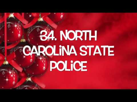 All 50 State Police Car Insignias [{!-! HOLDAY SPECIAL !-!}]