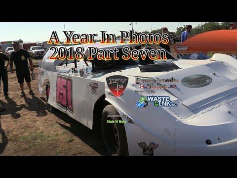 A Year In Photos 2018 Part 7, 81 Speedway & Salina Speedway