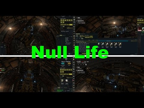 Null Life - Living in Null - EVE Online Live