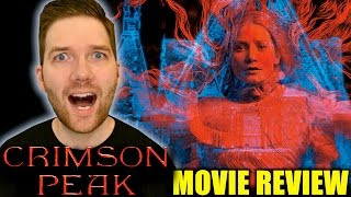 Crimson Peak - Movie Review