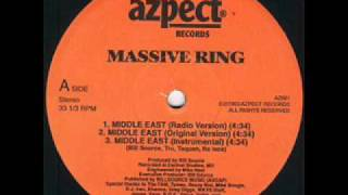 MASSIVE RING - MIDDLE EAST ( rare 1993 MD rap )
