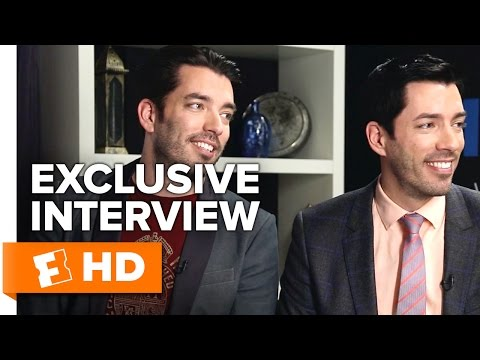 Property Brothers Interview - TIFF (2015) HD