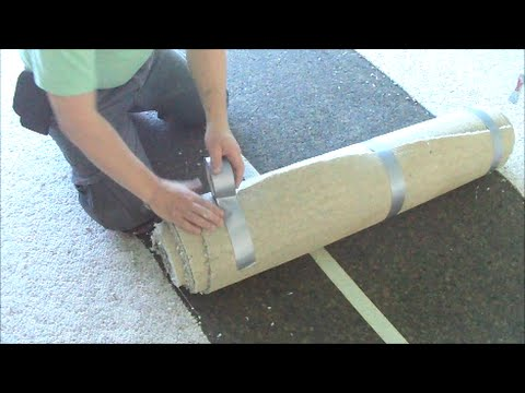 Carpet Removal Concrete Subfloor Preparation How To Diy Do It Yourself Mryoucandoityourself You
