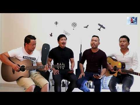 Nepali Christian Song Yeshu Ko Chatima Adrian Dewan Cover By Ajman Fellowship