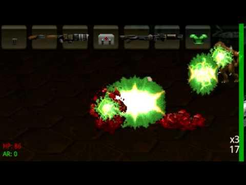 Doom live wallpaper and mini game - YouTube