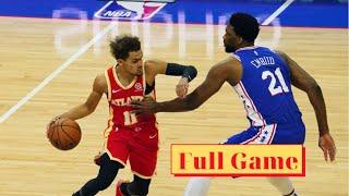 Philadelphia 76ers vs Atlanta Hawks Full Game Highlights | June 11, 2021 NBA Playoffs