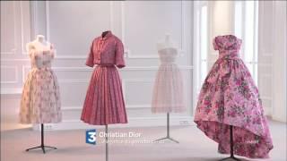"""Bande-annonce documentaire """"Christian Dior l'élégance du Paradis Perdu"""""""