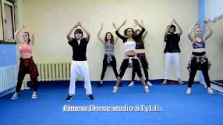 Dance group STyLE&Dance group STyLE kids -Монатик-кружит / Ego