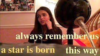 Baixar always remember us this way - a star is born || rachel zegler