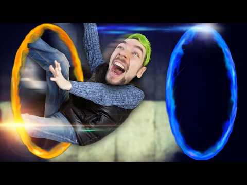 WE DEFINITELY KNOW WHAT WE'RE DOING | Portal 2 Co-Op #4