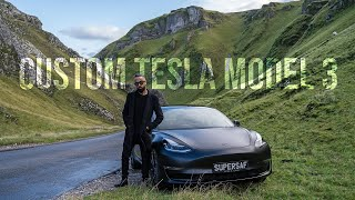 Customising My Tesla Model 3 Performance!