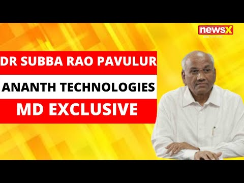 India's 1st Firm to tap Global space market | Ananth Technologies MD Exclusive | NewsX
