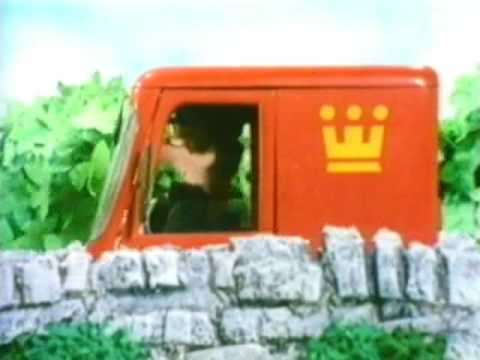 Postman Pat - intro theme - 1981 version  (closed captions)