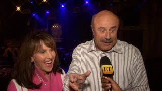 EXCLUSIVE: Dr. Phil and Robin McGraw on Son Jordan's Music Career: 'He Didn't Get It From Us'