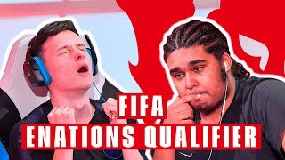 Dramatic end to FIFA eNations Cup Qualifier! | #eLions